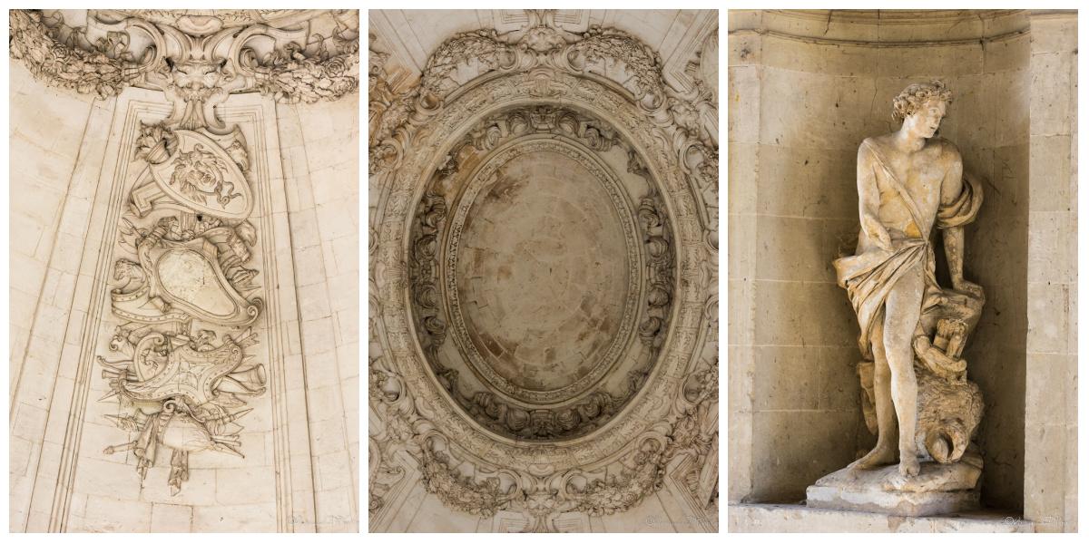 Détails Aile Gason Orélans Blois 2