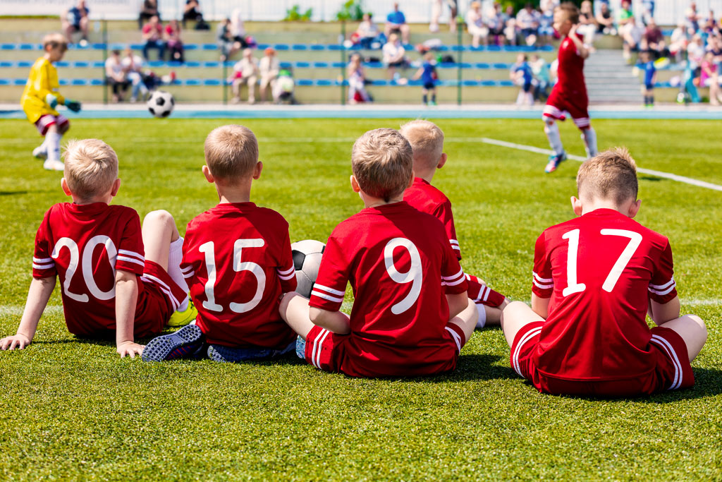 Enfants-football