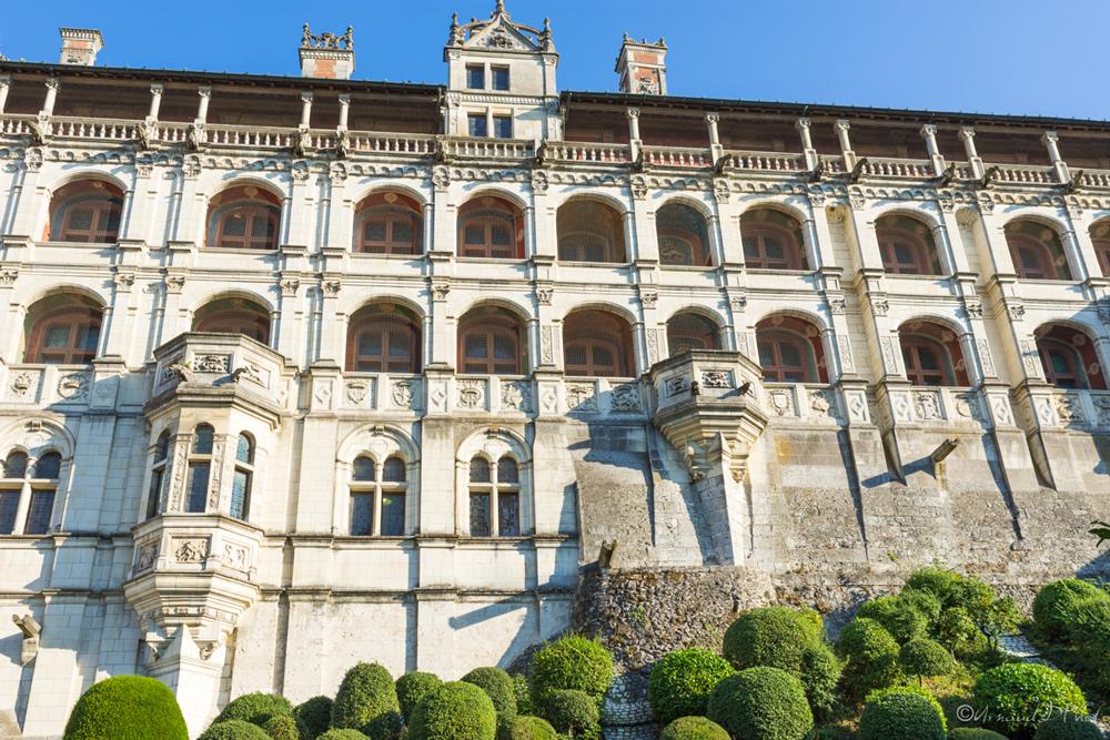 Façade-arrière-chateau-Blois