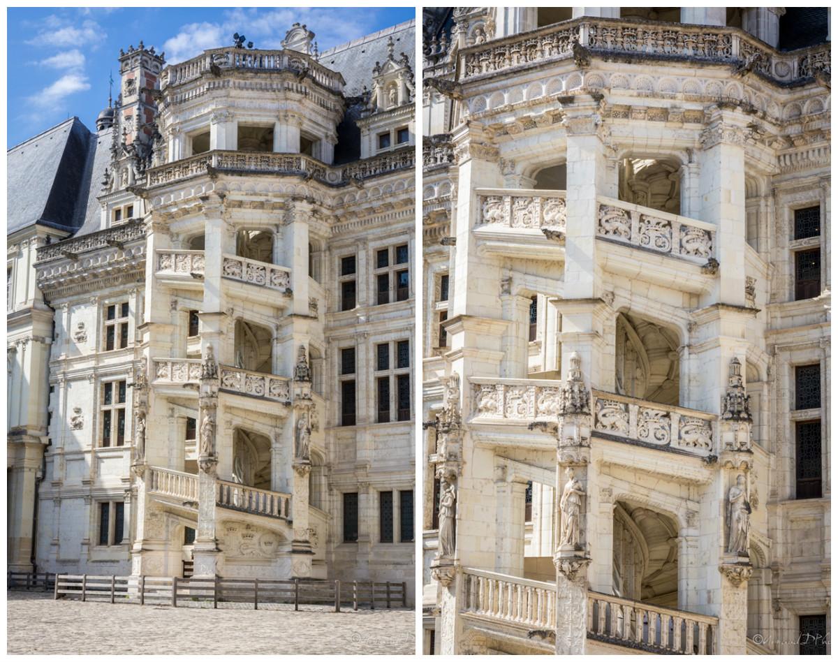 Facade Aile Renaissance Blois