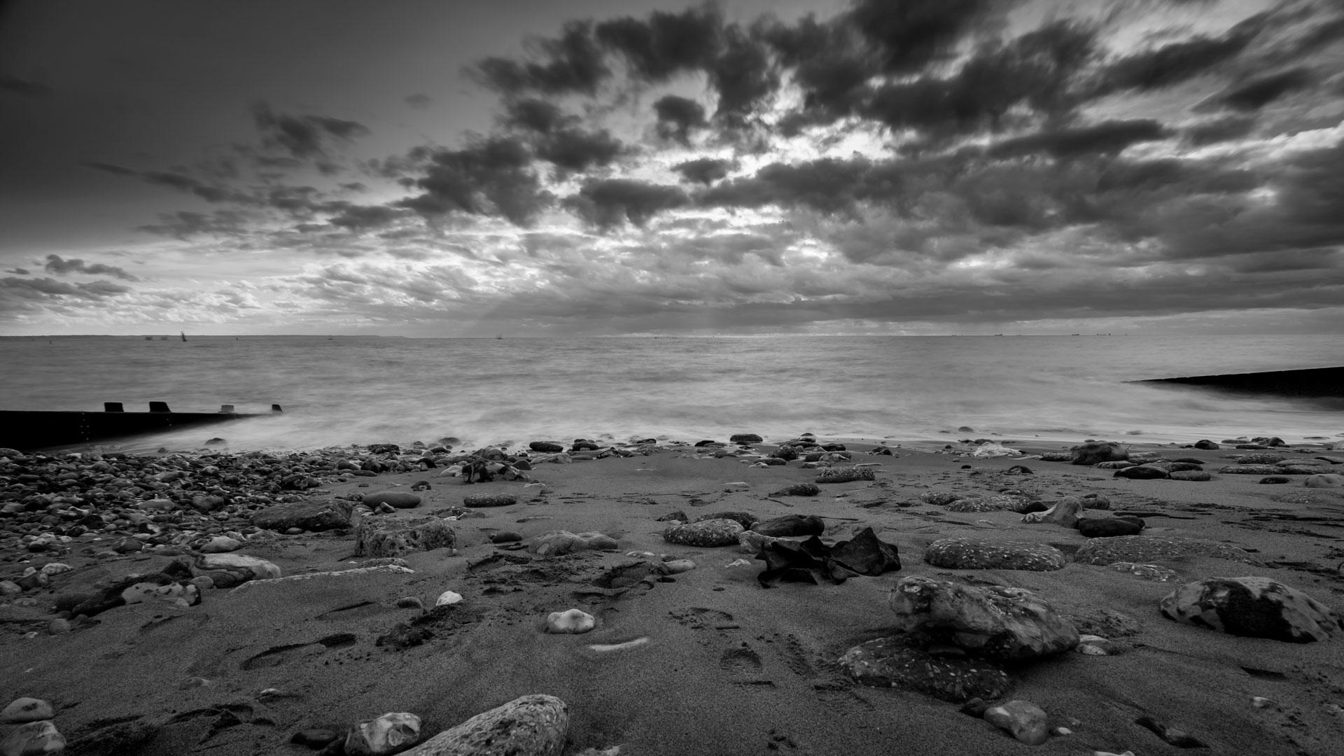 La plage du Havre