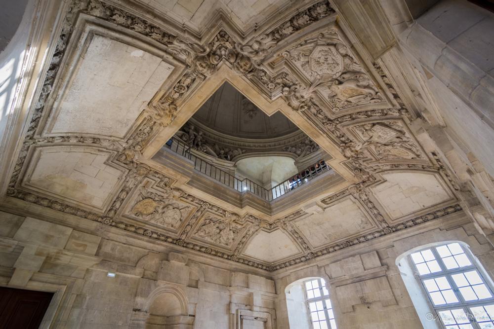 Plafond-Aile-Gaston-Orleans-Blois-2