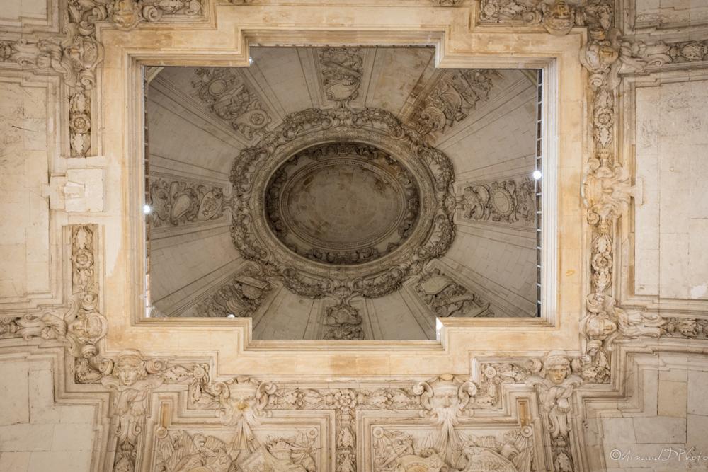 Plafond-chateau-Blois