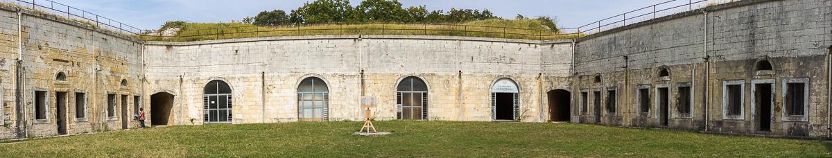 Panorama du Fort Liédot