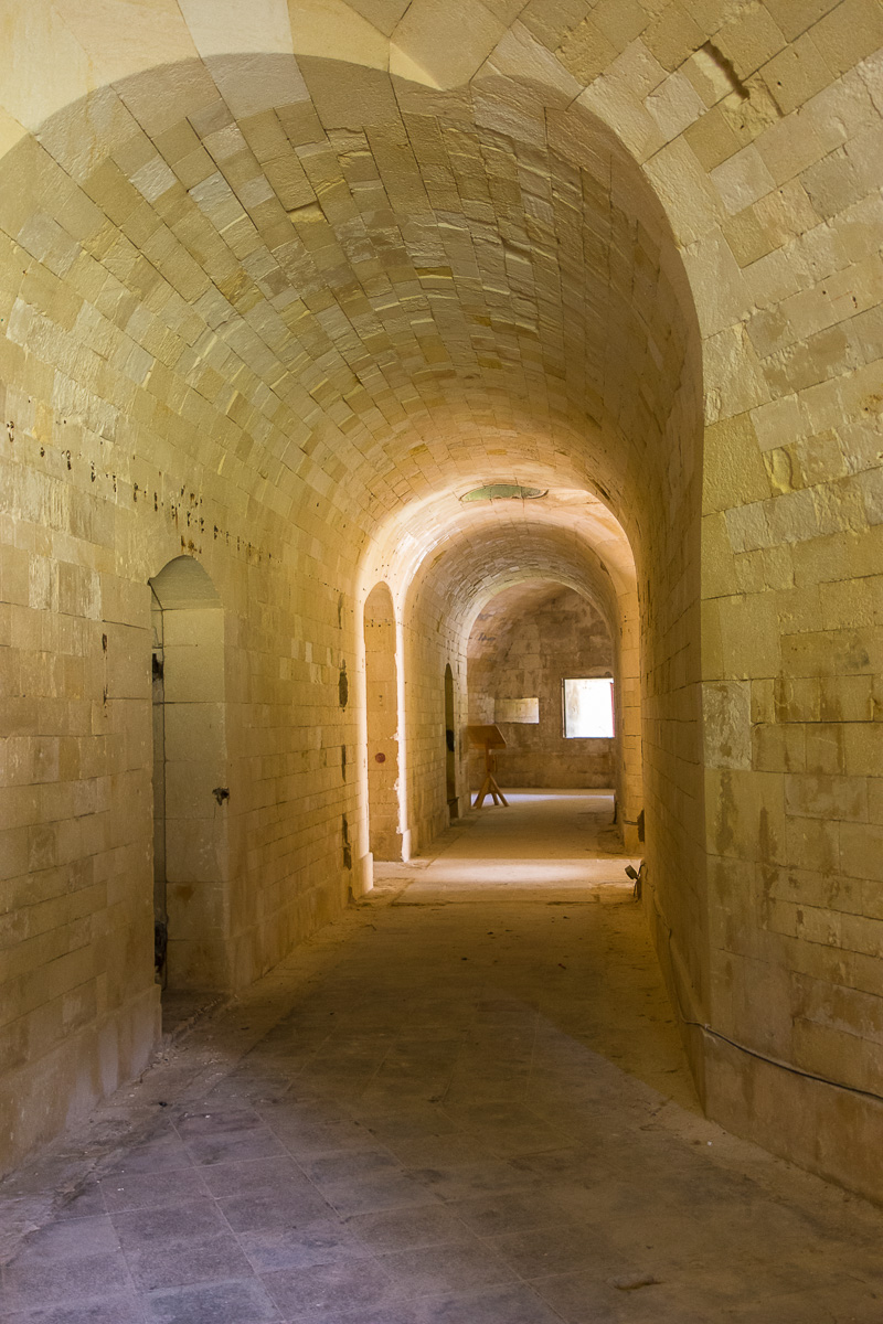 Couloir du Fort Liédot