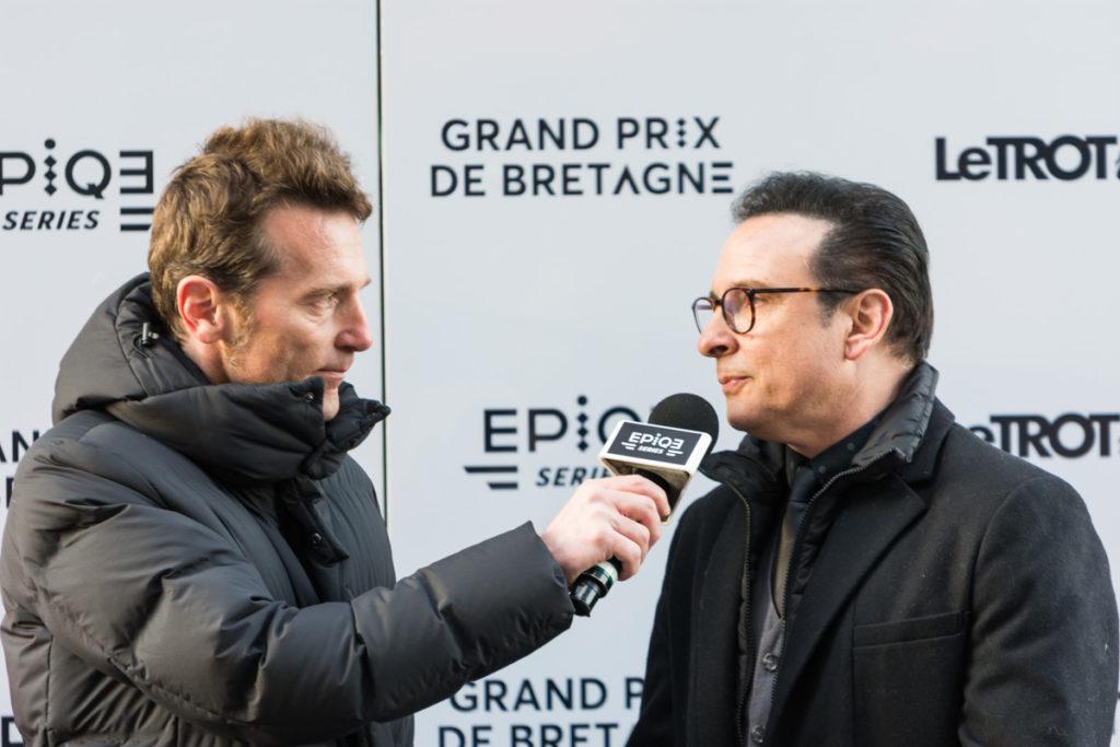 Jean Marc Généreux au Prix de Bretagne 2017