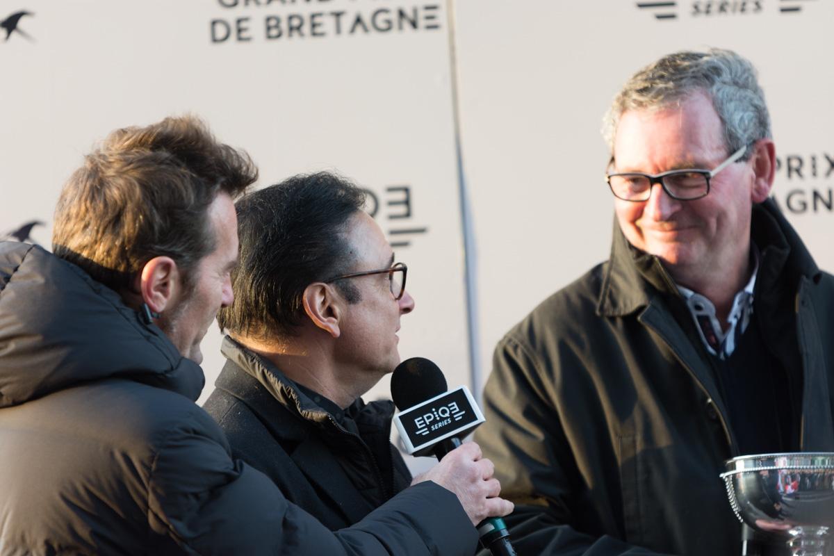 Jean Marc Généreux en interview