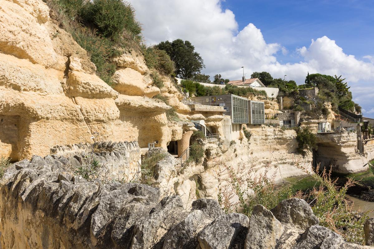 les grottes troglodytes