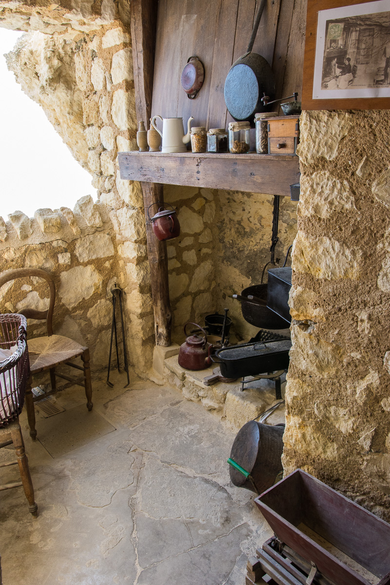 Cuisine des grottes du Régulus 2
