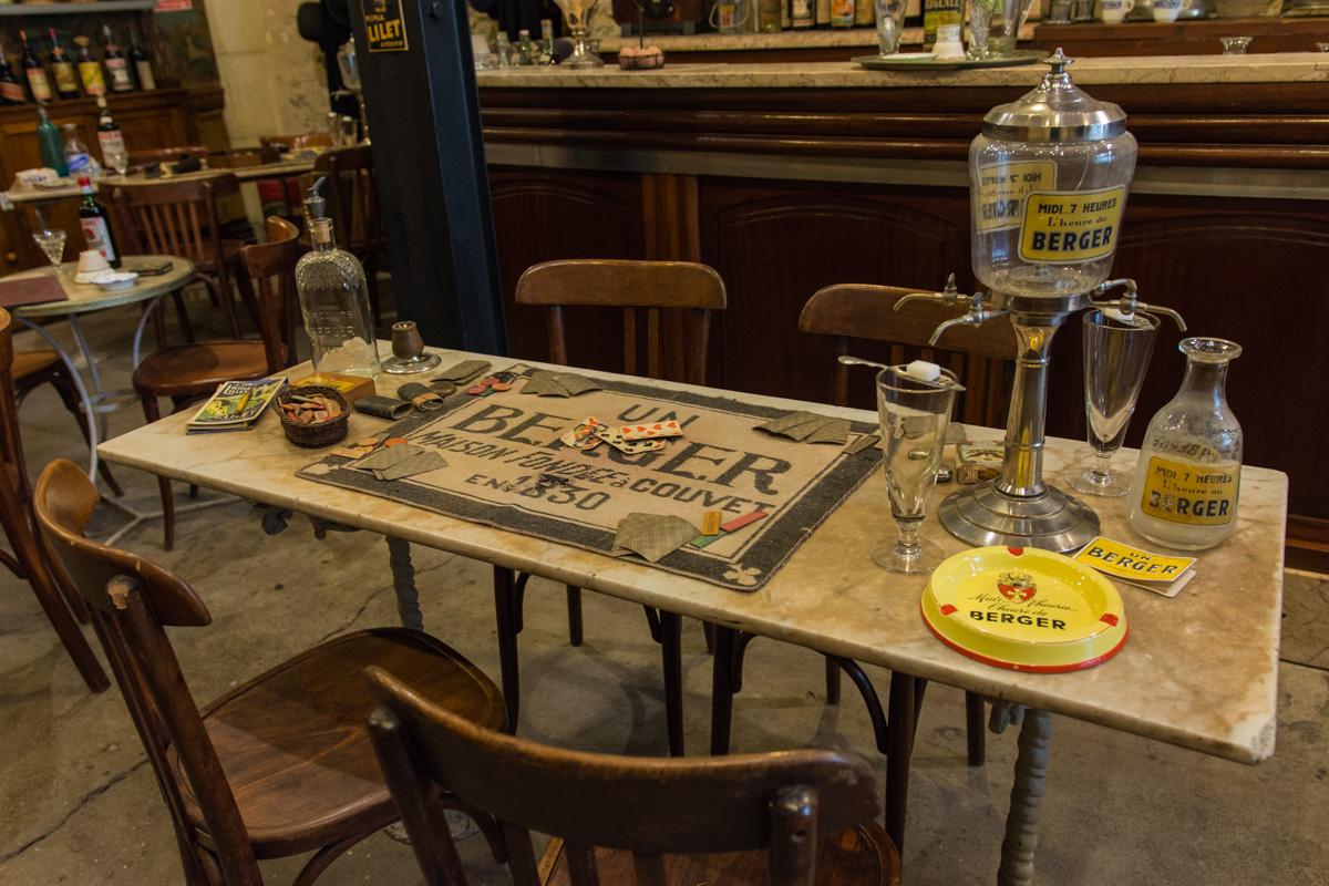 le bar 2-Musée commerces autrefois by ArnaudDPhotography