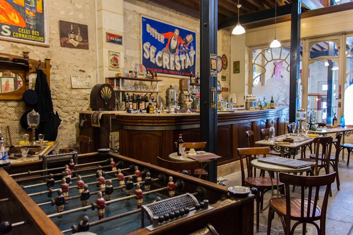 le bar 3-Musée commerces autrefois by ArnaudDPhotography