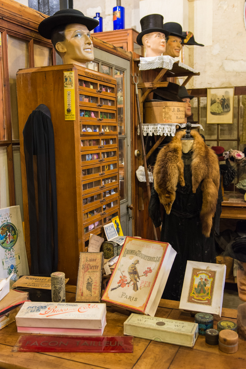 la chapellerie 2-Musée commerces autrefois by ArnaudDPhotography