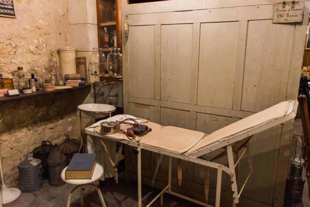 le médecin-Musée commerces autrefois by ArnaudDPhotography