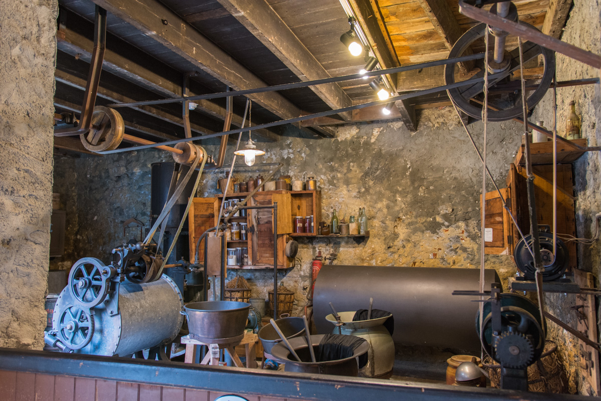 la teinturerie-Musée commerces autrefois by ArnaudDPhotography