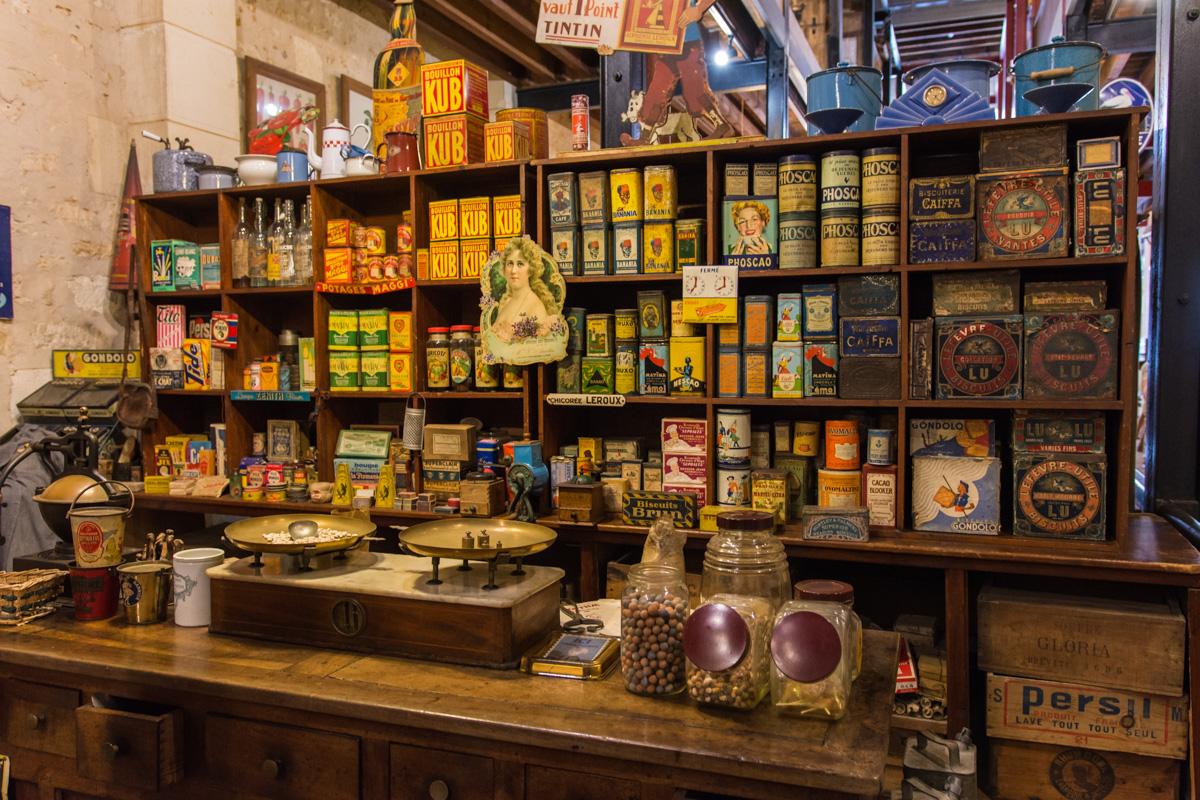 l'épicerie-Musée commerces autrefois by ArnaudDPhotography