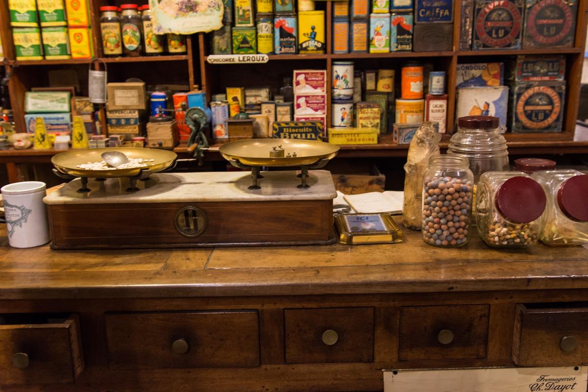 l'épicerie 2-Musée commerces autrefois by ArnaudDPhotography