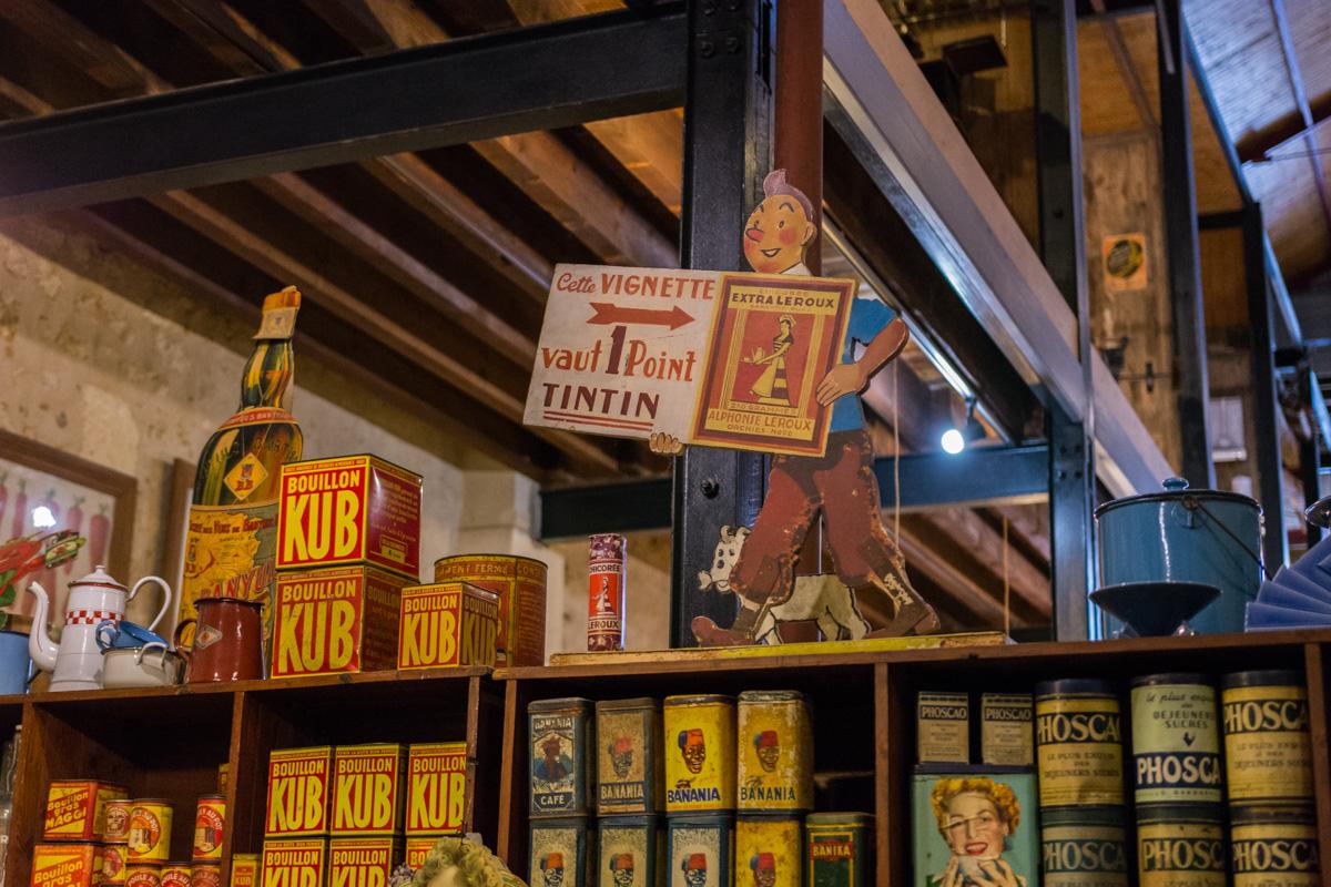 l'épicerie 3-Musée commerces autrefois by ArnaudDPhotography