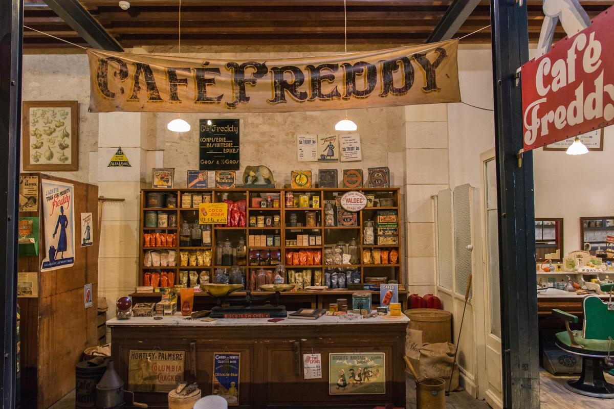café freddy-Musée commerces autrefois by ArnaudDPhotography