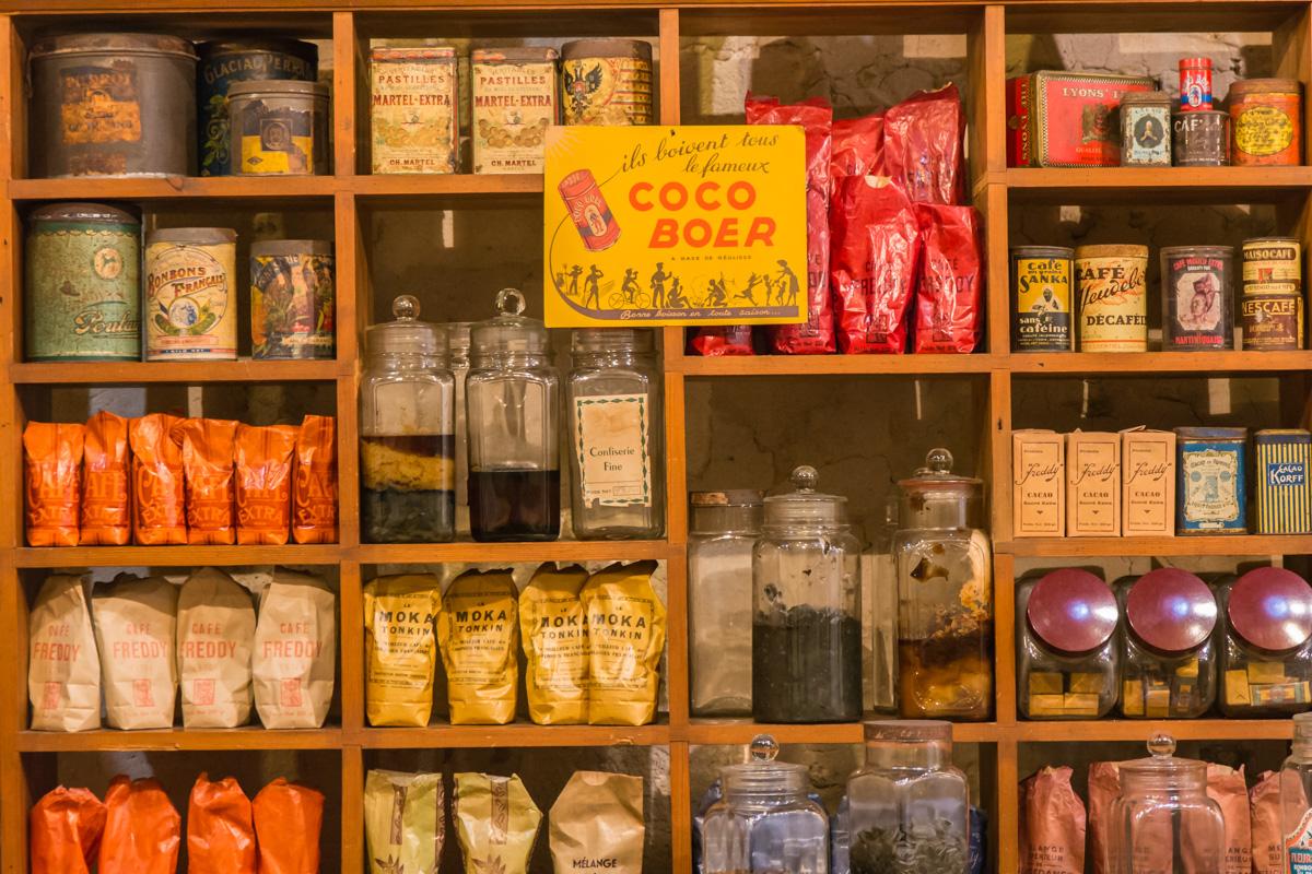 café freddy 3-Musée commerces autrefois by ArnaudDPhotography