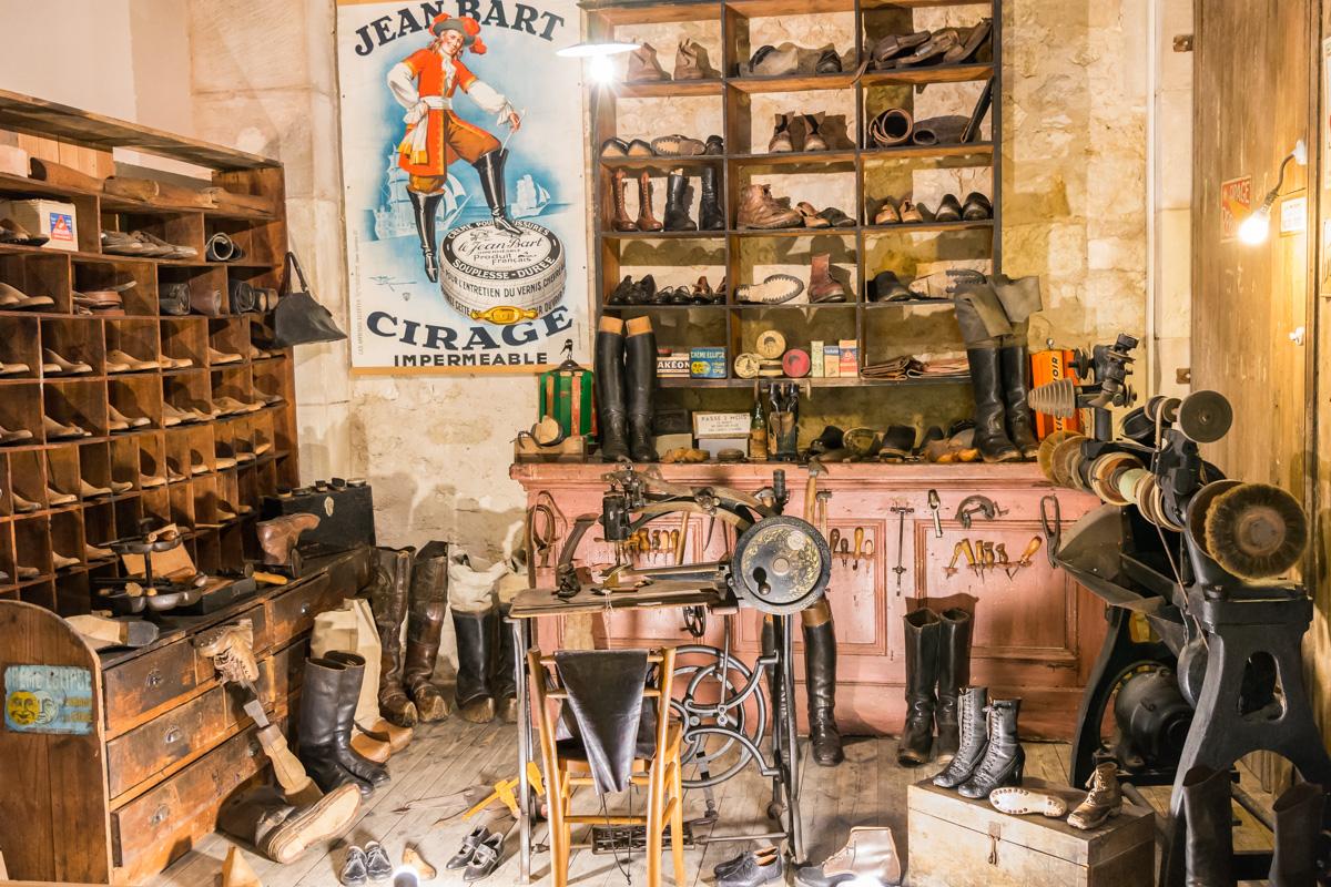 cordonnier-Musée commerces autrefois by ArnaudDPhotography