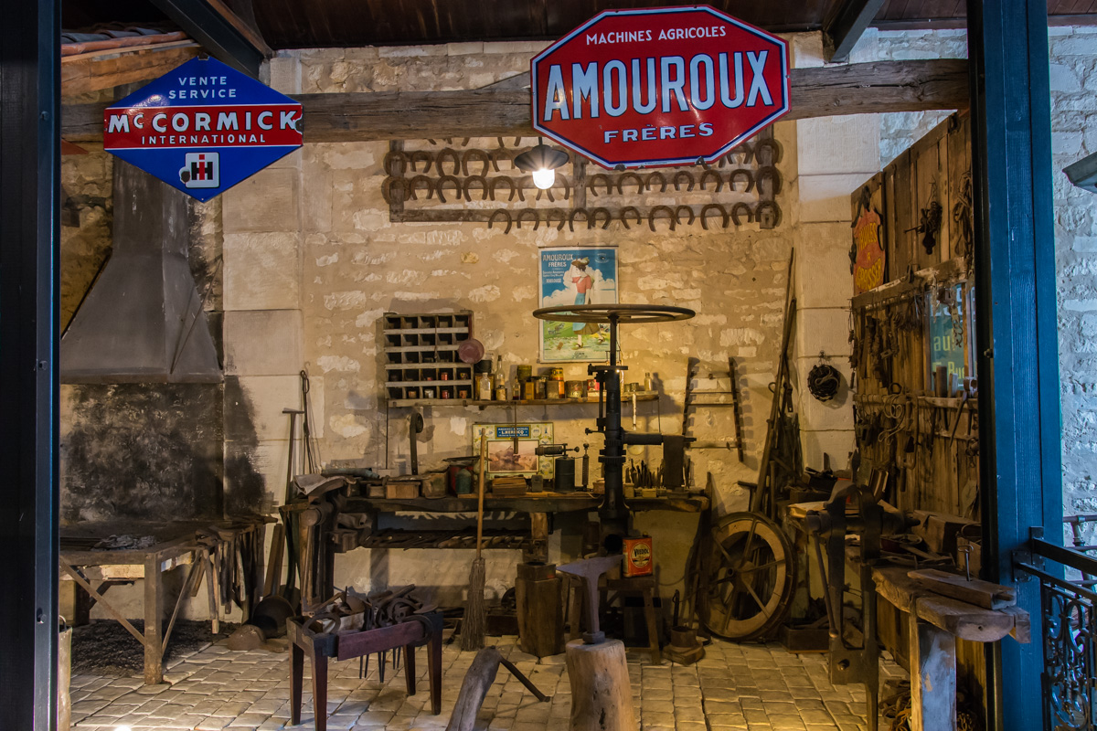 forge 2-Musée commerces autrefois by ArnaudDPhotography