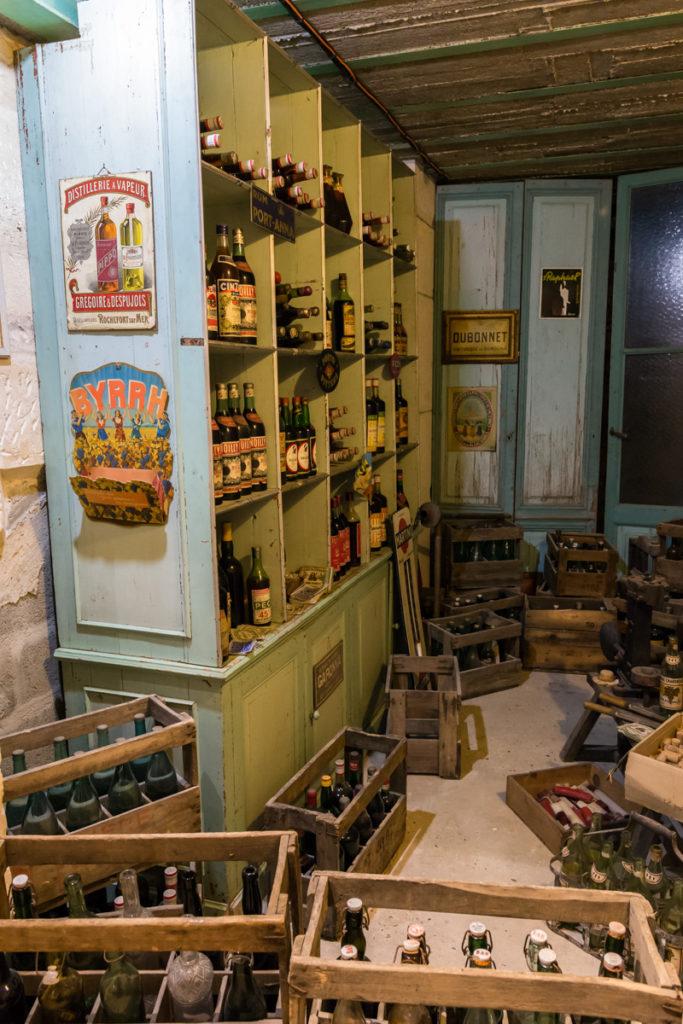 cave-Musée commerces autrefois by ArnaudDPhotography