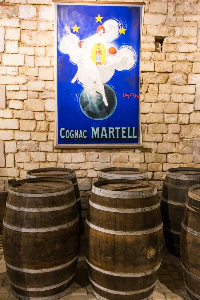 cognac Martell-Musée commerces autrefois by ArnaudDPhotography
