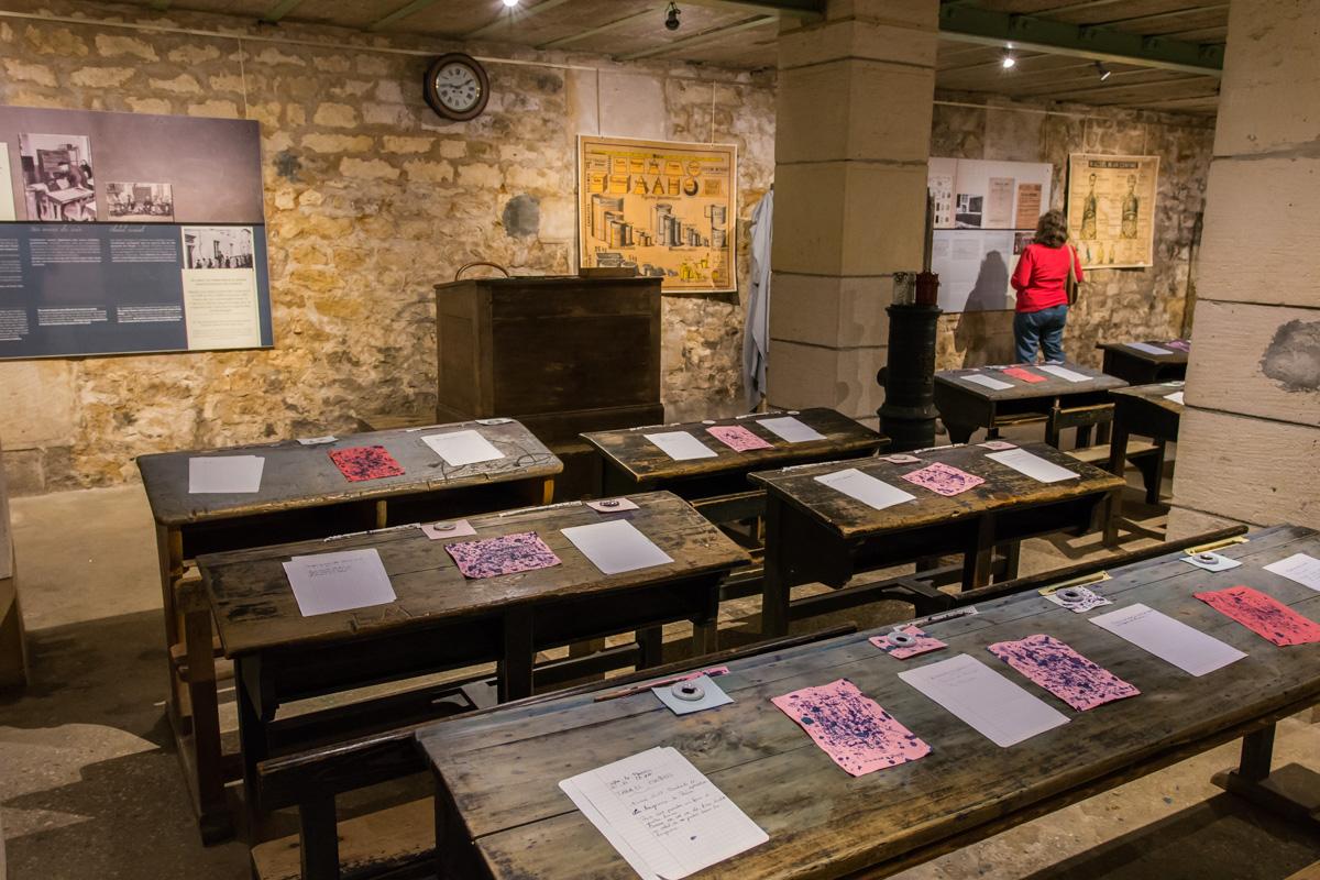 école autrefois-Musée commerces autrefois by ArnaudDPhotography