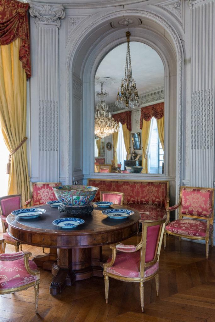 Intérieur du chateau du Lude