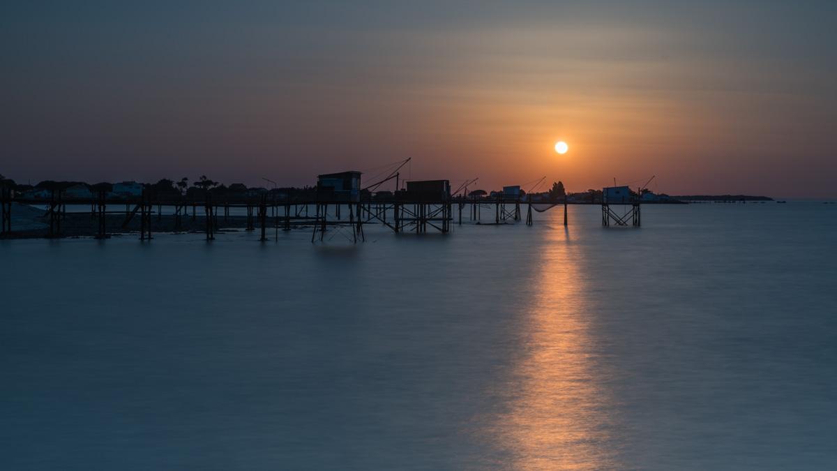 Sunset Fouras