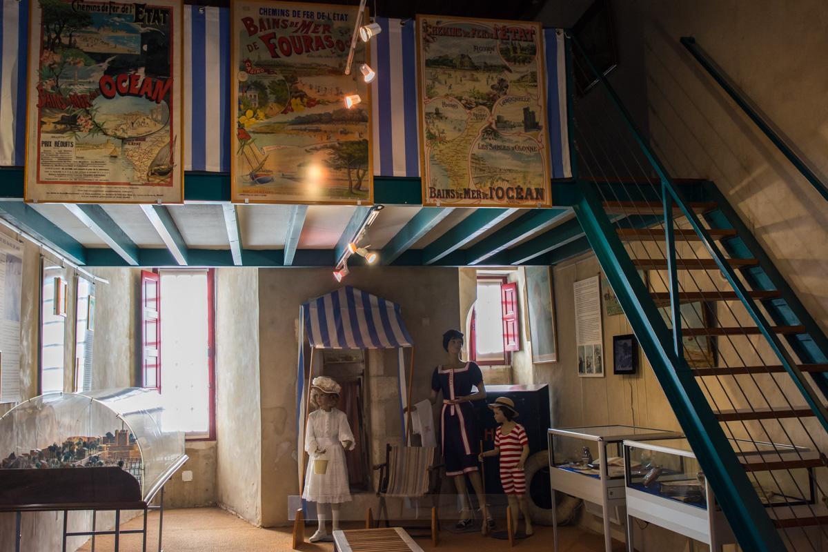 Affiche Fort Vauban-Musée Histoire Régionale