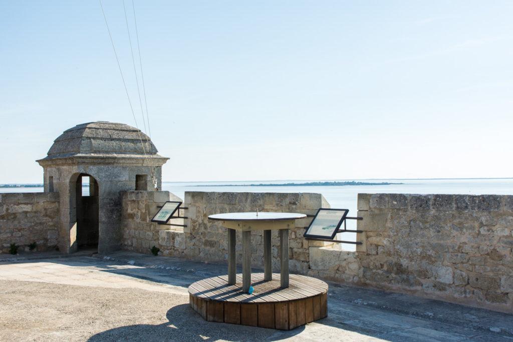 Terrasse Fort Vauban-Musée Histoire Régionale