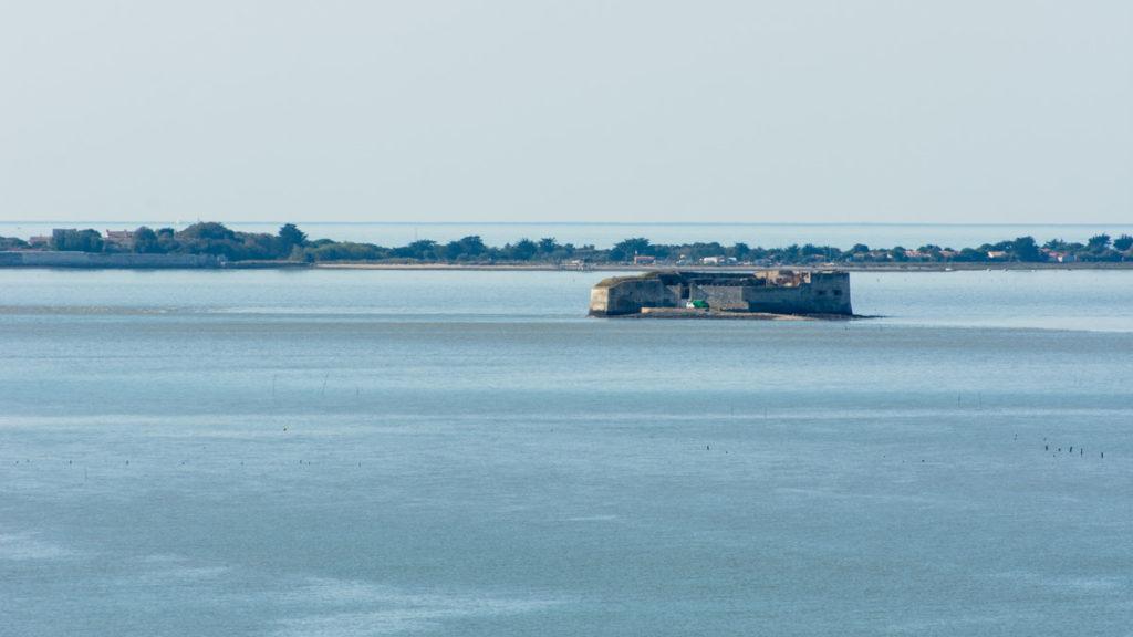 Mer des Perthuis - Fort Vauban - Fouras