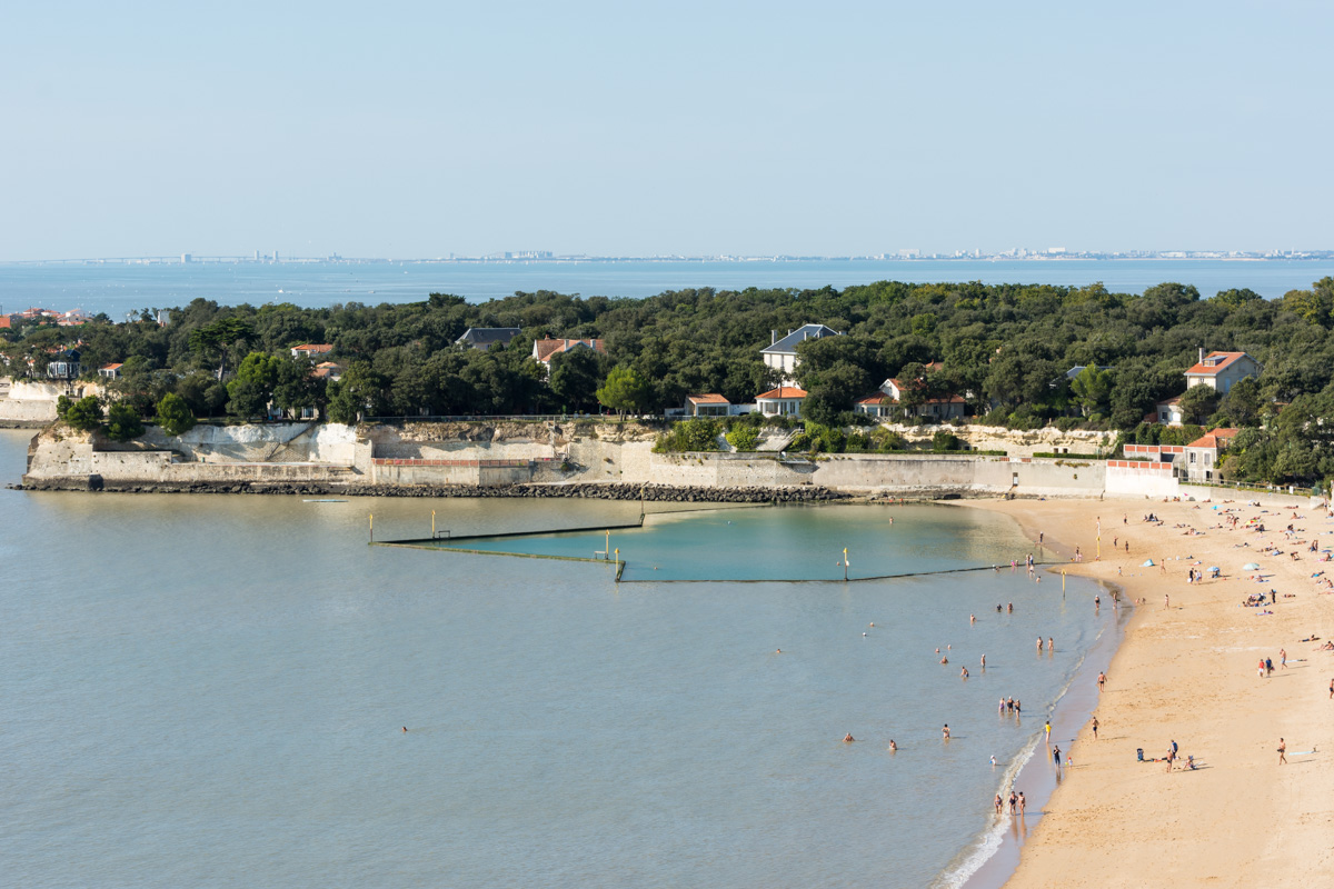 Plage Sud - Fort Vauban - Fouras