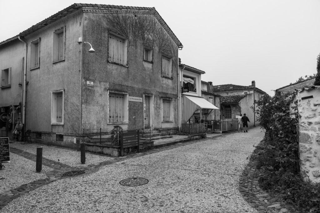 Rue Talmont sur Gironde