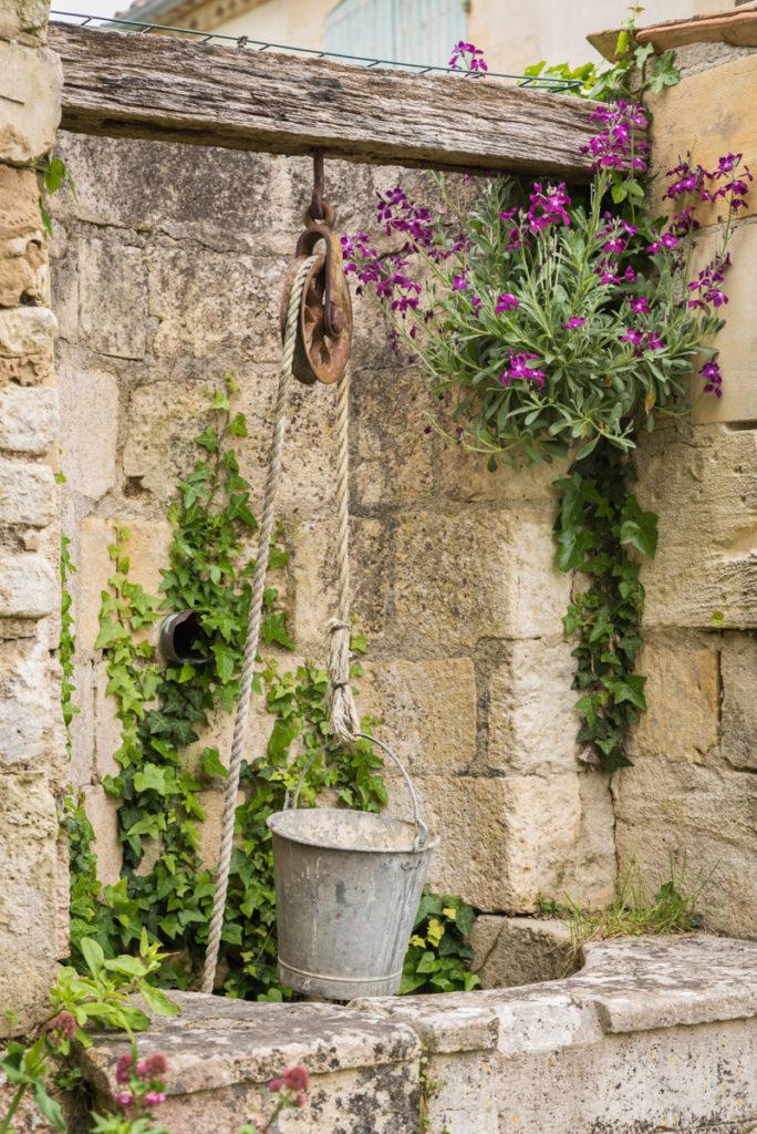 Puit Talmont sur Gironde