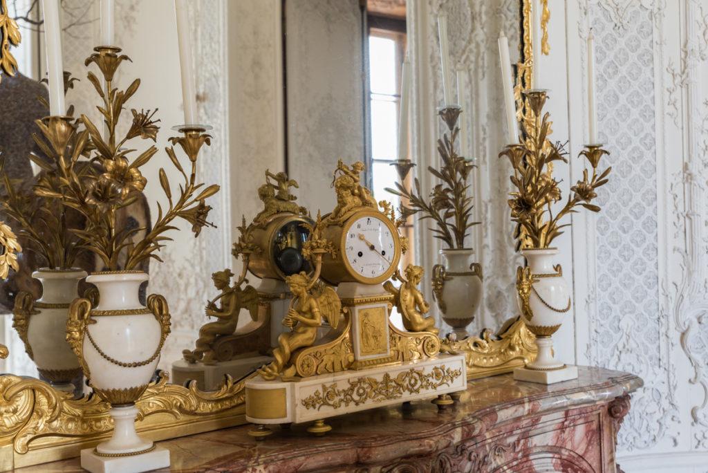 Horloge-Chateau de Rambouillet