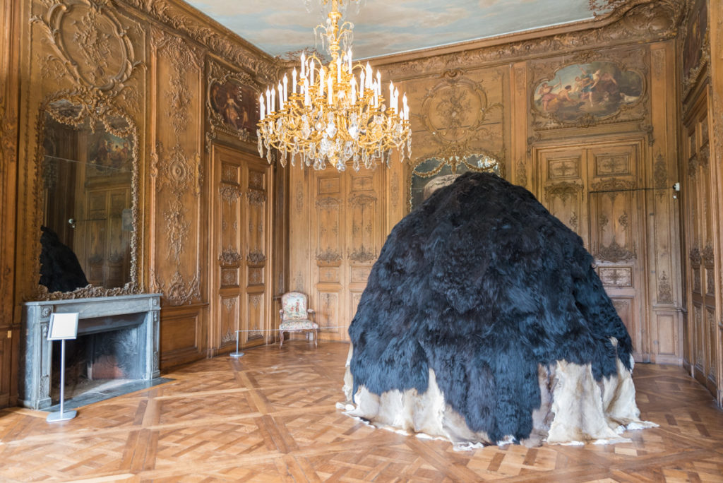 Grand Salon-Chateau de Rambouillet