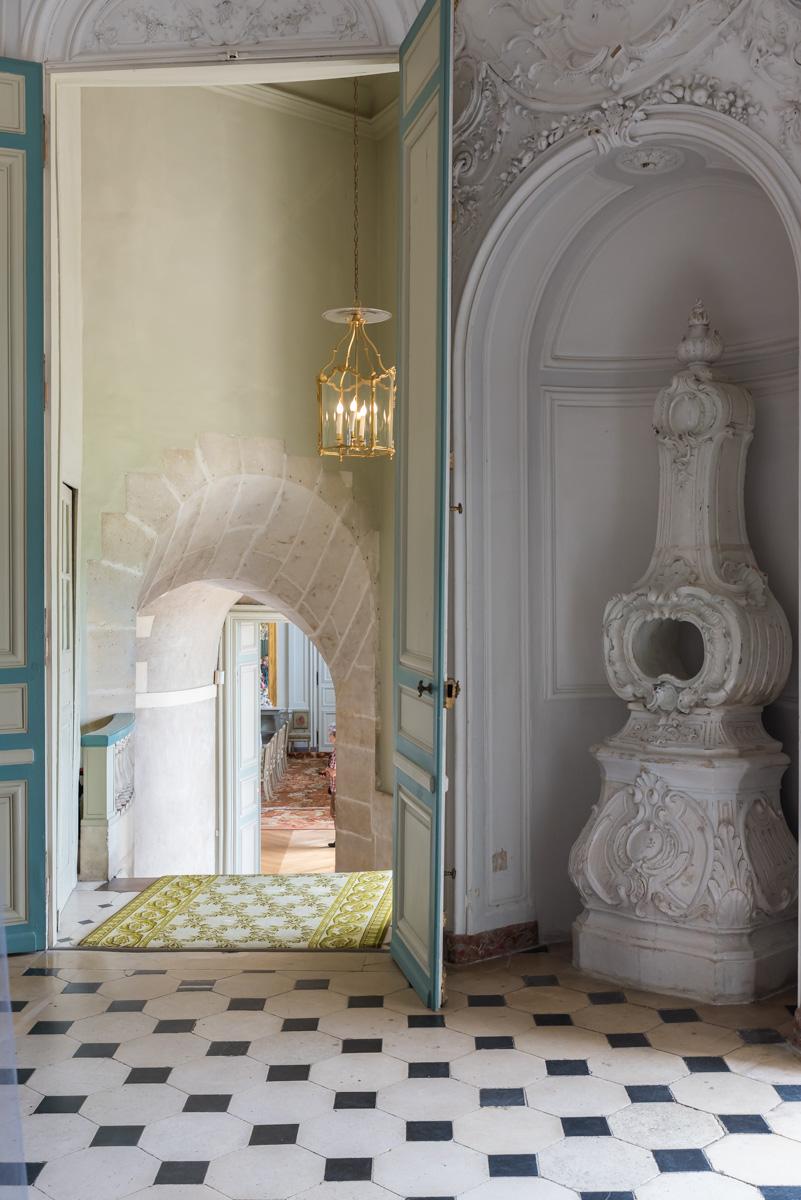 Salon du Meridien-Chateau de Rambouillet