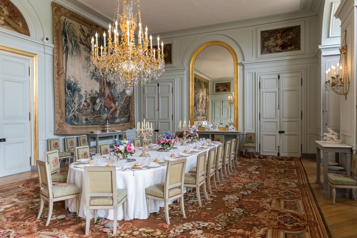 Grande salle à manger-Chateau de Rambouillet