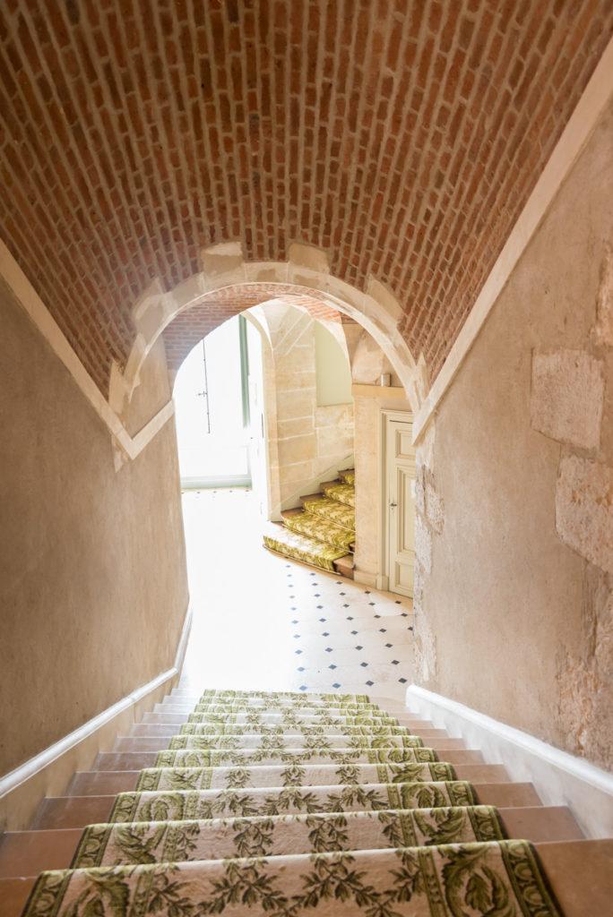 Couloir-Chateau de Rambouillet