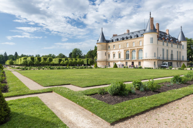 Jardins du chateau de Rambouillet