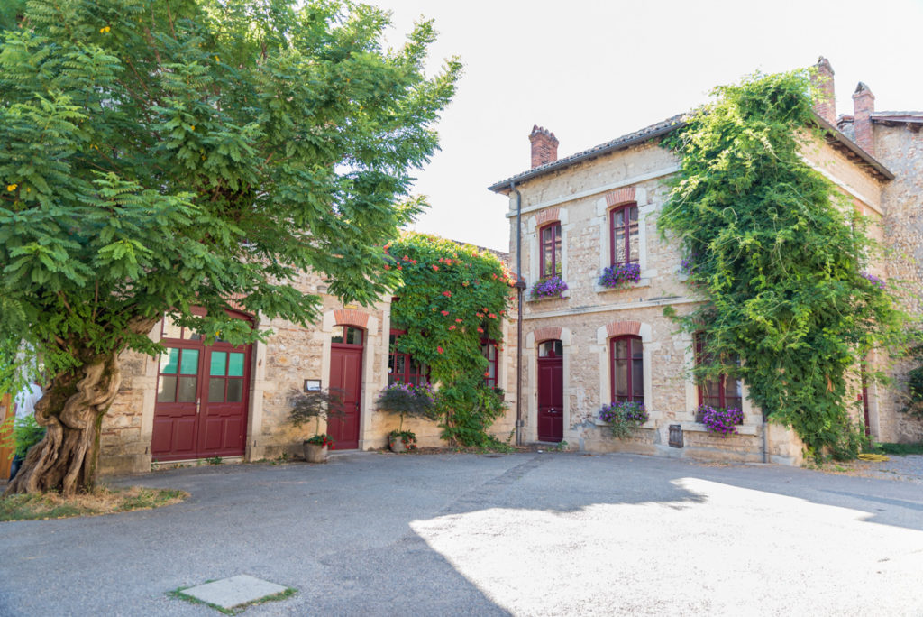 Mairie de Pérouges