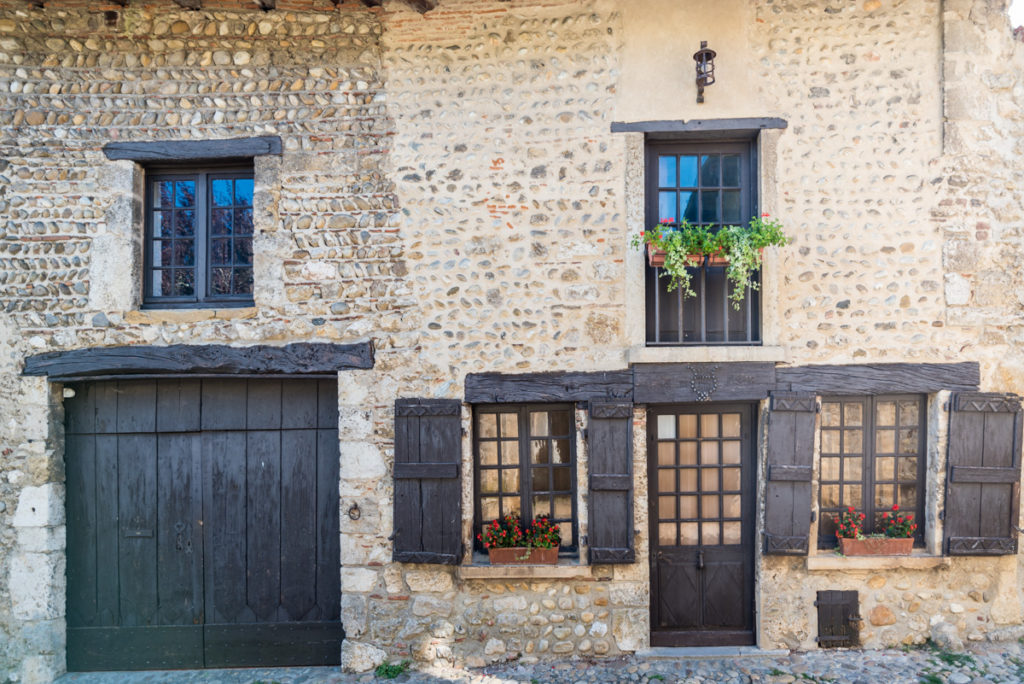 Pérouges-Maison d'artisan