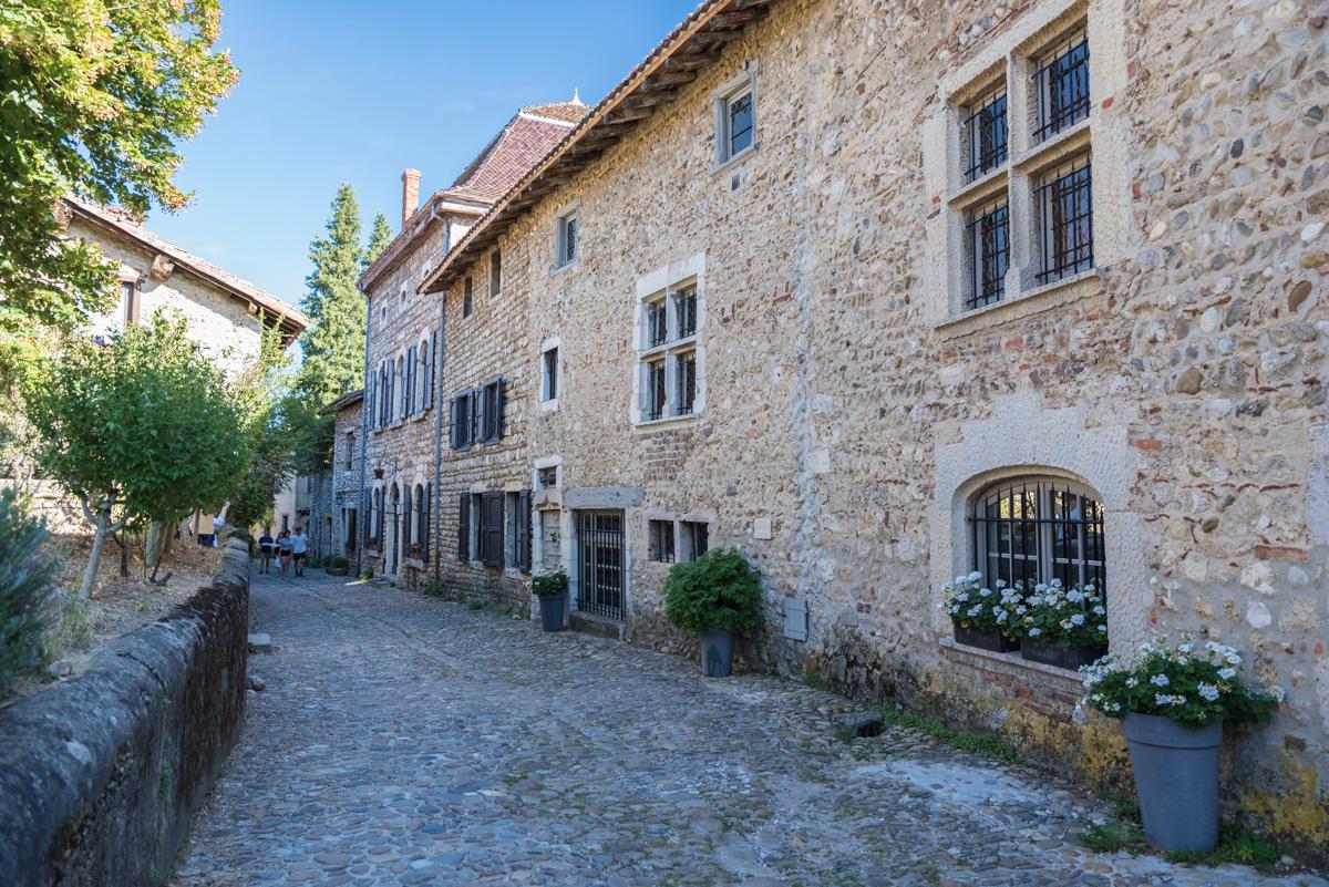 Rue de Pérouges