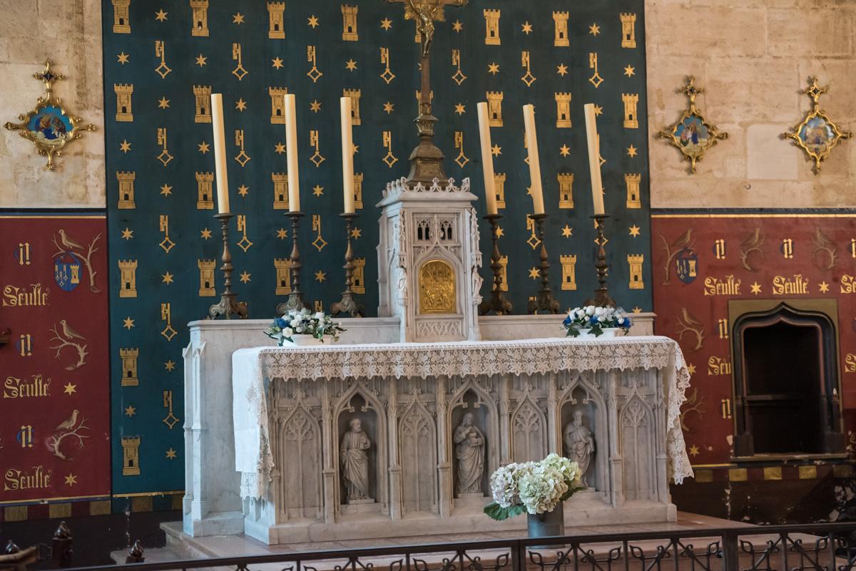 Hospices de Beaune-chapelle
