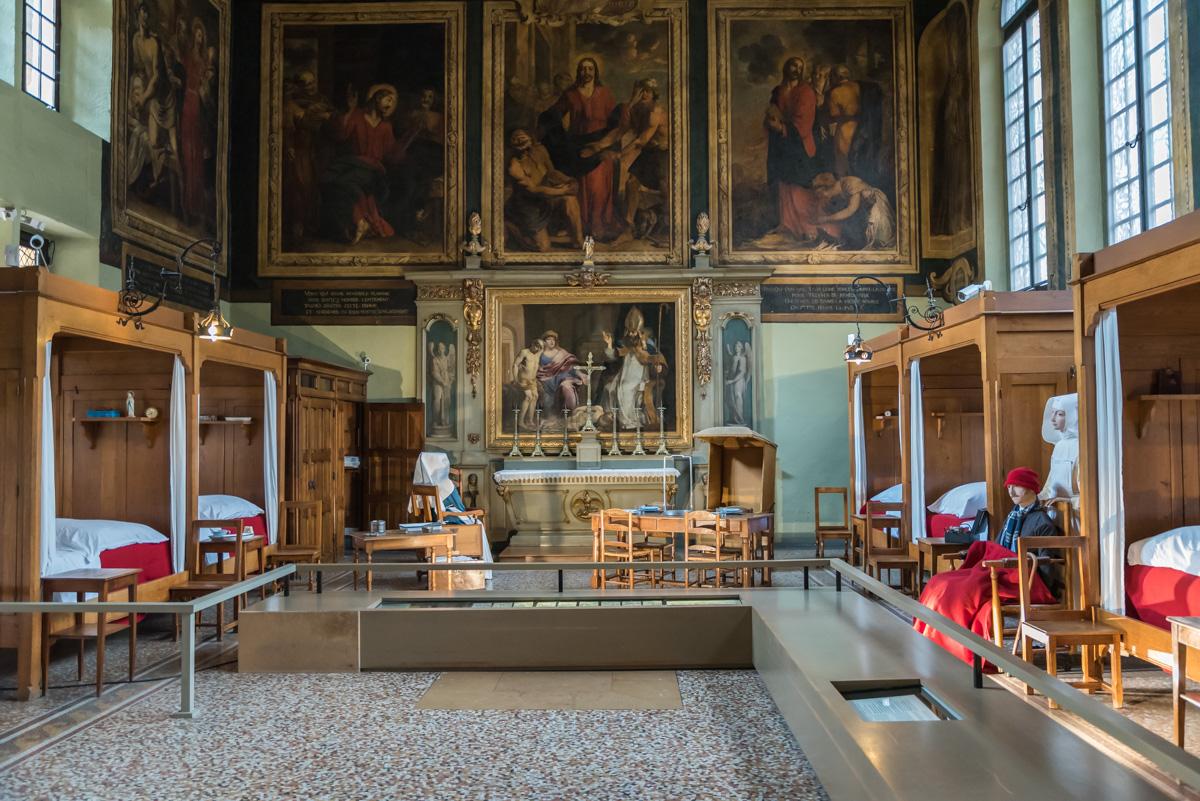 Hospices de Beaune-salle saint hugues