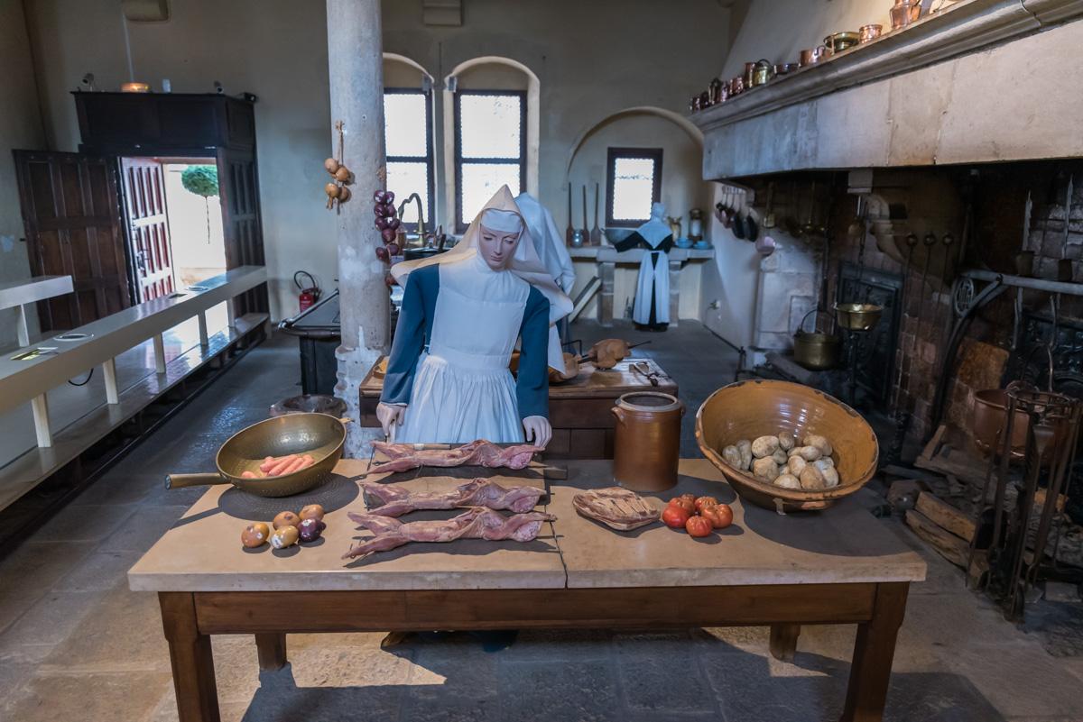 Hospices de Beaune-cuisine 2