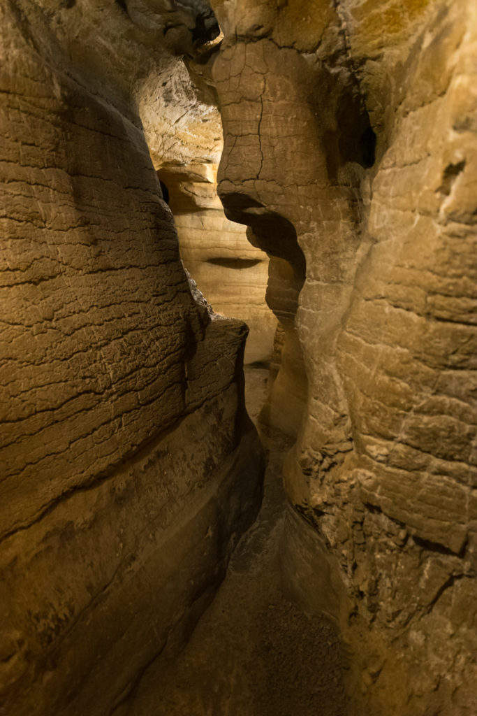grottes de la balme-labyrinthe francois 1er