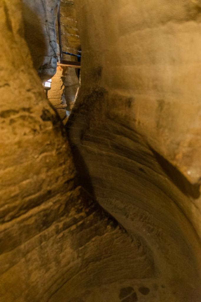 grottes de la balme-labyrinthe francois1er 3